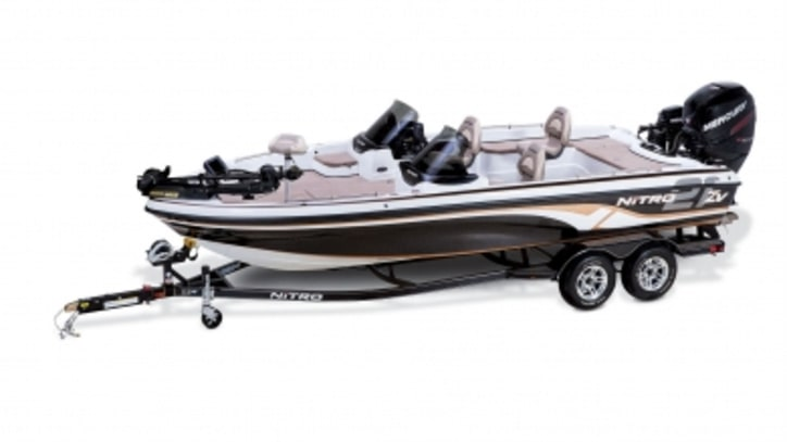 A Lake Fishing Boat for Serious Anglers