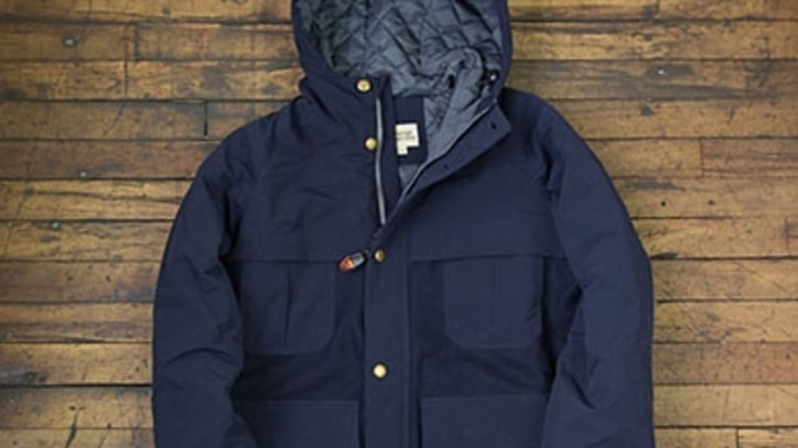 A City Jacket for the Slopes