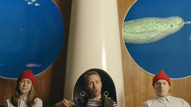 Philippe Cousteau Talks Narwhals, Does His Best Steve Zissou Impression