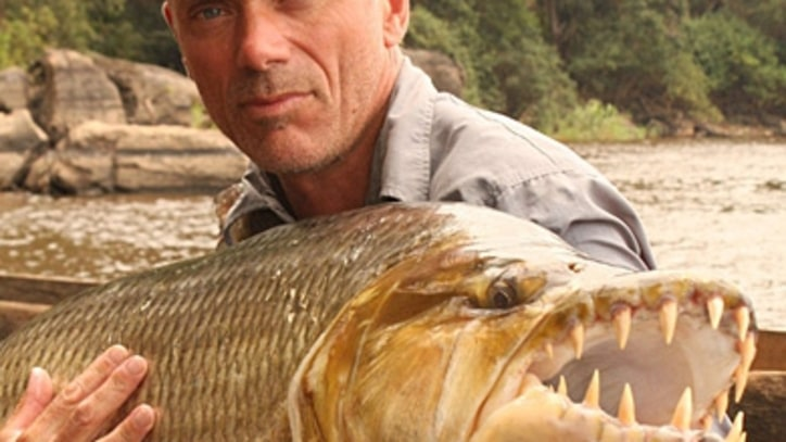 Q&A: Jeremy Wade, Host of 'River Monsters'