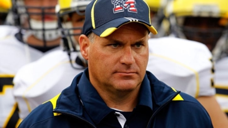 Rich Rodriguez Sounds Off on College Football
