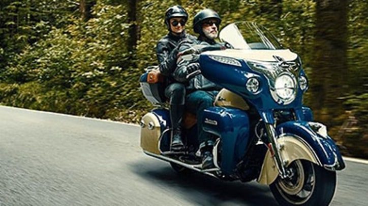 Ride Long: The Best New Touring Motorcycles