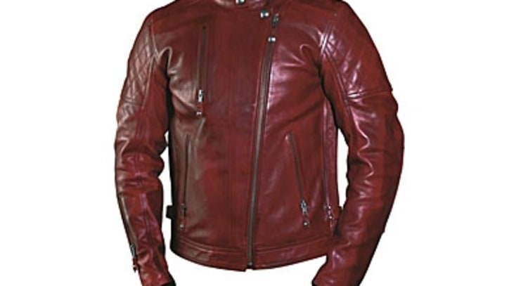 Roland Sands Oxblood Jacket: Best Leather Jackets