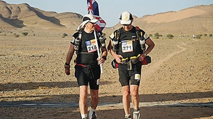 How the Greatest Living Explorer Finished the World's Toughest Footrace