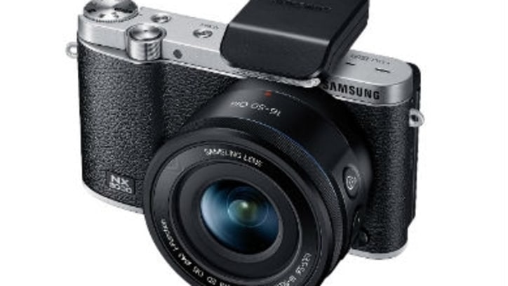 Samsung NX3000: Best New Cameras for 2015
