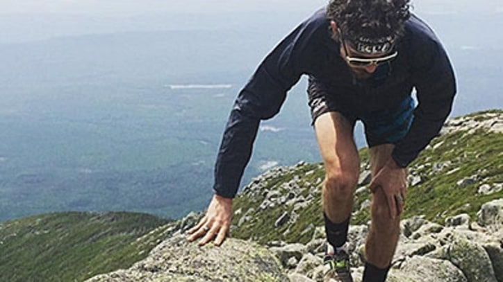 Scott Jurek Makes History on the Appalachian Trail