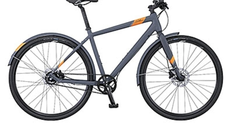 Scott's New $1,200 Commuter Bike Has It All