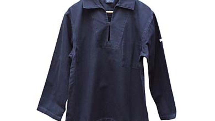 A Smock for Sailing