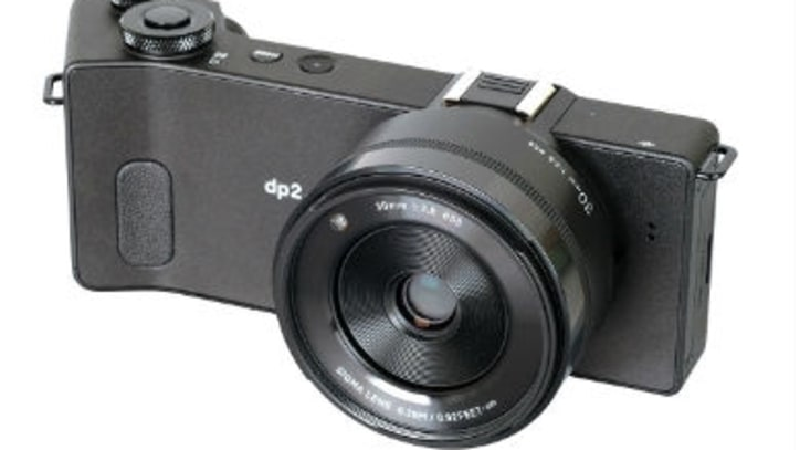 Sigma dp2 Quattro: Best New Cameras for 2015