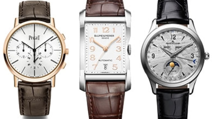 A Cheat Sheet to SIHH, the World's Most Prestigious Watch Show