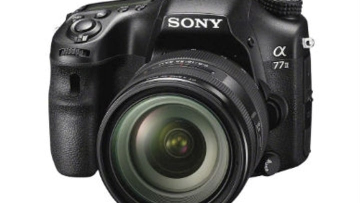 Sony Alpha 77 M2: Best New Cameras for 2015