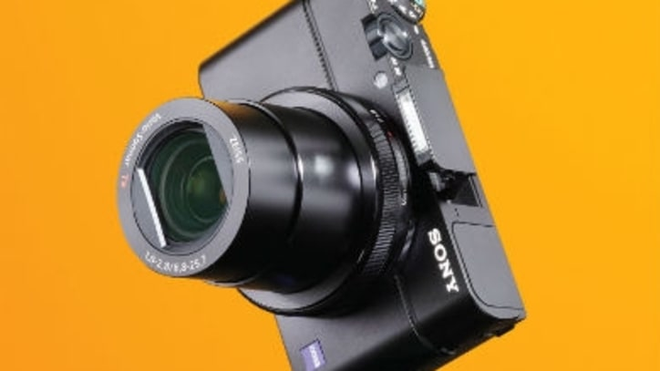 Sony RX100 III: Best New Cameras for 2015