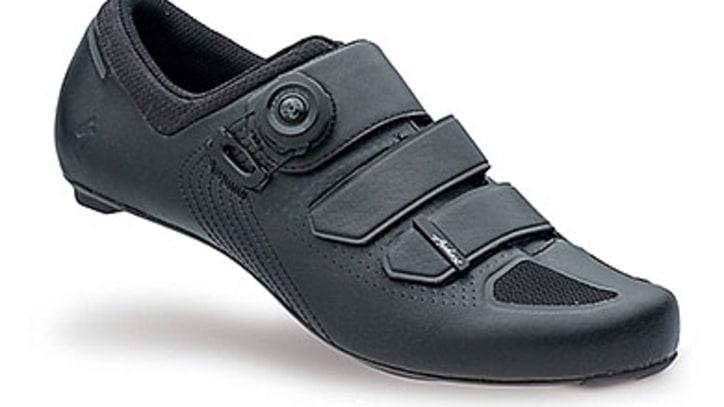 The Road Bike Shoe Built for Real Cyclists