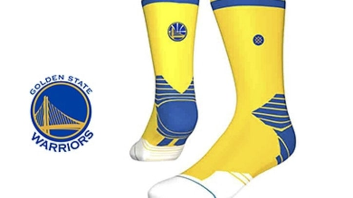 Stance Socks Adds Its Logo to the NBA Uniform