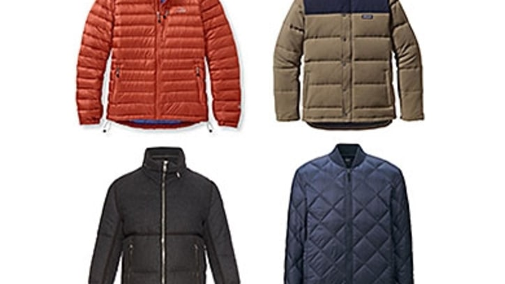 Stylish Puffy Jackets (That Aren't Too Puffy)