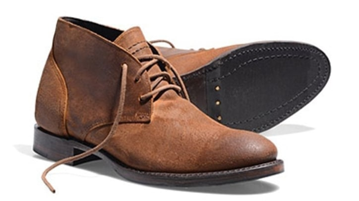 Warm Weather Boots for Men