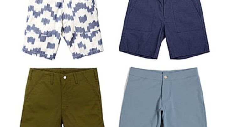 The Best Shorts for Any Summer Adventure