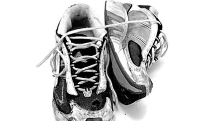 Swap Out Your Shoes, Get Fewer Injuries