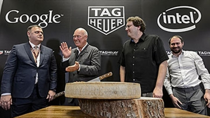 Tag Heuer and Google Team Up to Take on the Apple Watch