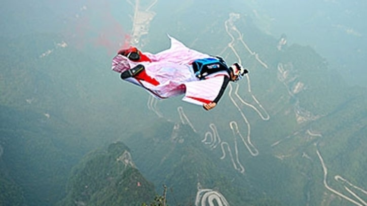 The 15 Greatest Moments in Wingsuit History