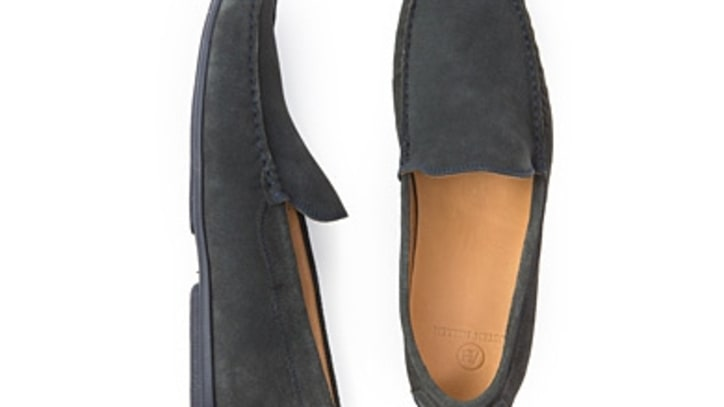 The Aggressive Driving Loafer