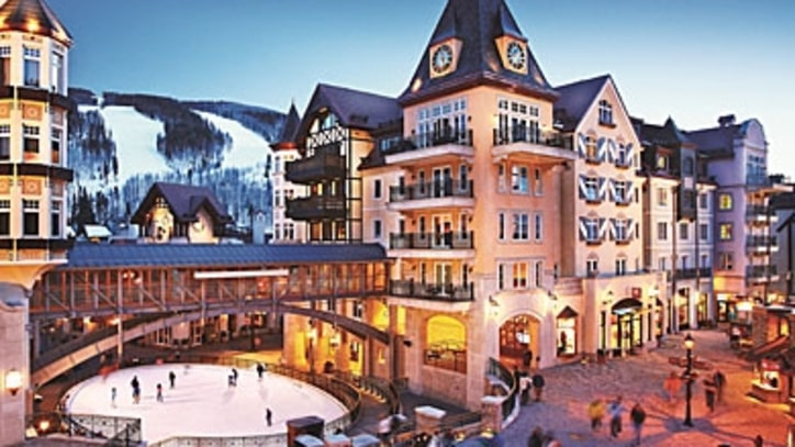 The Arrabelle, Vail, Colorado: The World's Best Ski Hotels