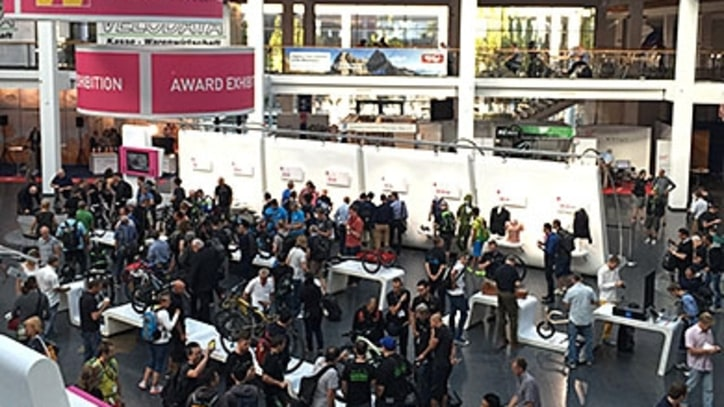 The Best of 2015 Eurobike, the World's Biggest Cycling Show