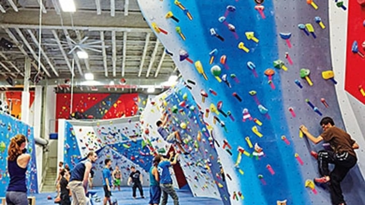 The Best New Climbing Gyms