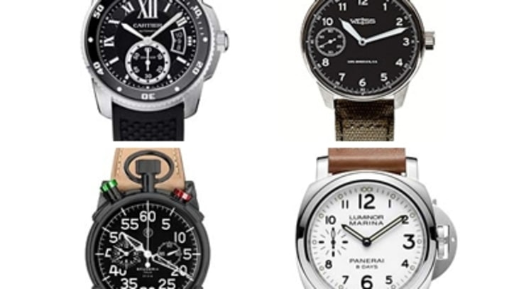 The Best New Men's Watches