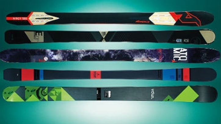 This Year's Best Skis