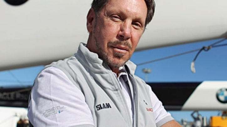 Larry Ellison's Obsession