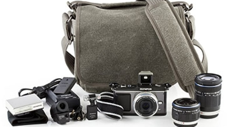 A Camera Bag That Doesn't Look Like a Camera Bag