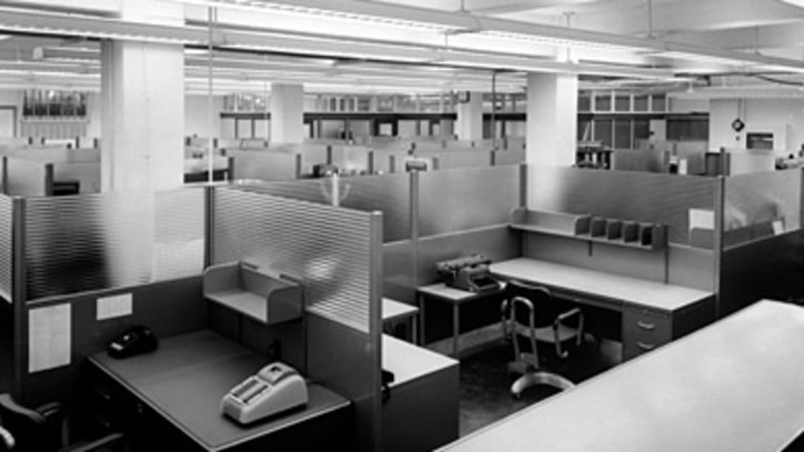 The Cubicle Turns 50