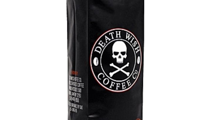 The Cult of Death Wish Coffee