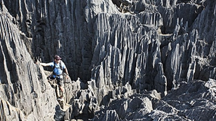 Exploring The Devil's Obstacle Course in Madagascar's Tsingy de Bemaraha Strict Nature Reserve