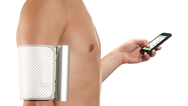 The Easy-to-Use Wireless Blood Pressure Monitor
