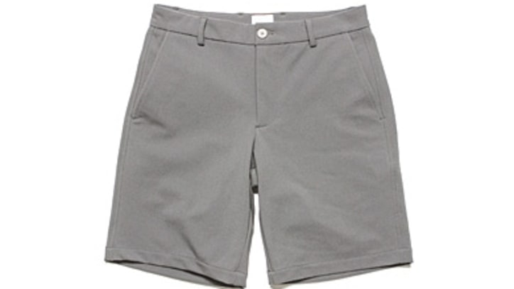 The Fanciest Gym Shorts