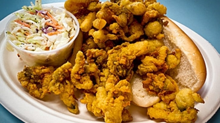 The First Fried Clam Recipe