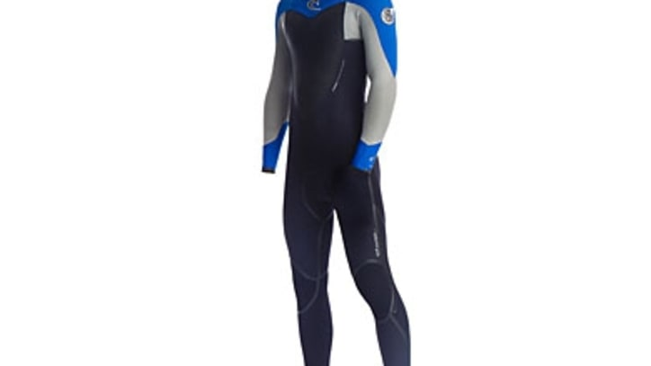 The Fluid, Fast-Drying Wetsuit