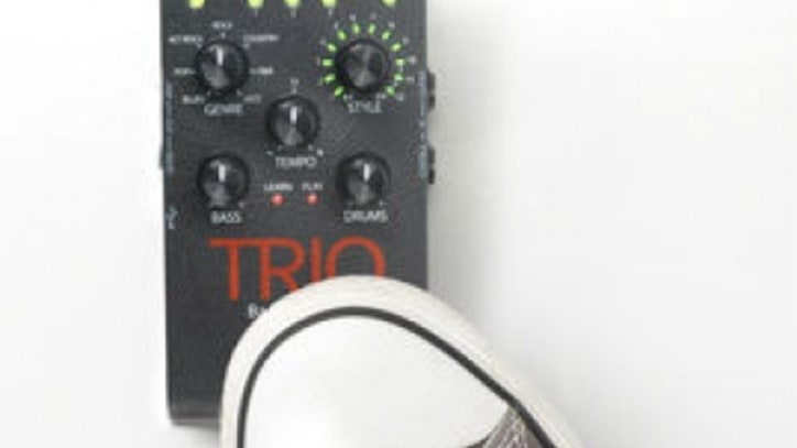 The Guitar Pedal That Turns You Into a Band