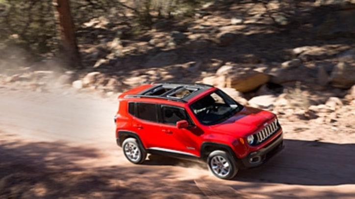 The Jeep Renegade Looks for an Audience Abroad