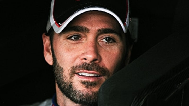 Inside Jimmie Johnson's Man Cave