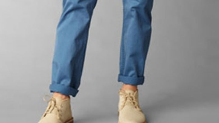 The Khakis With Denim DNA