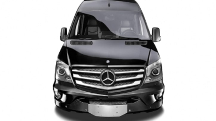 The Mercedes-Airstream Hybrid