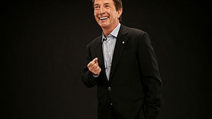 Martin Short's Life Advice