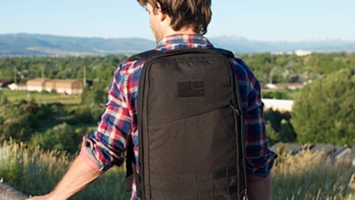The Military-Grade Backpack