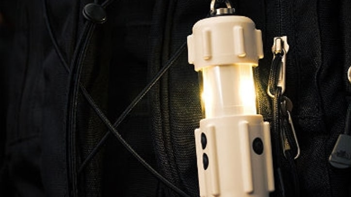 The More Portable Camping Lantern