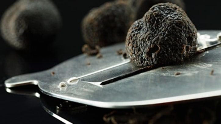 Cooking With Truffles