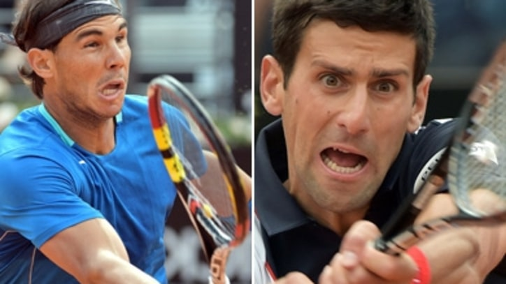 The Nadal-Djokovic Rivalry, By the Numbers