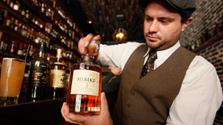 Japanese Whiskey Comes to America